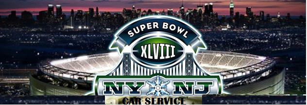 2014 Super Bowl Limo